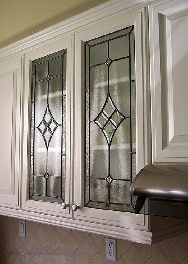 Stained glass for furniture for Window furniture design